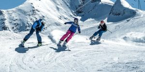 Powerteens Kurs Zell am See, Skikurs für Teenager in Zell am See, Teens skilesson Zell am See,
