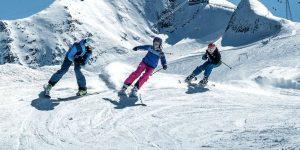 Powerteens Kurs Zell am See, Skikurs für Teenager in Zell am See, Teens skilesson Zell am See,