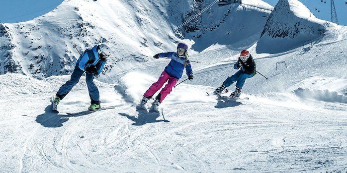 Skikurs Zell am See, Skikurs für Teenager in Zell am See, Teens skilesson Zell am See,