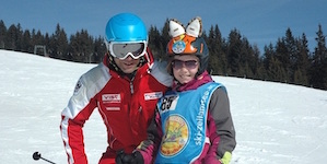 Privatunterricht Skischule Zell am See, Skischool Zell am See, Private lesson for Children, Kids private lesson