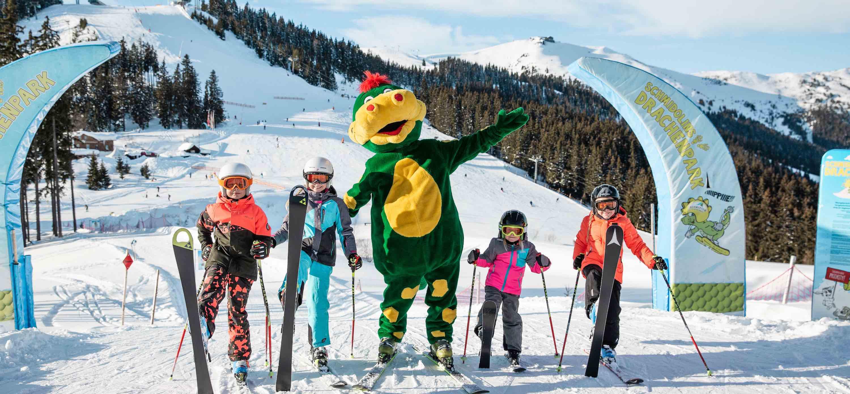 Kids skischool Zell am See