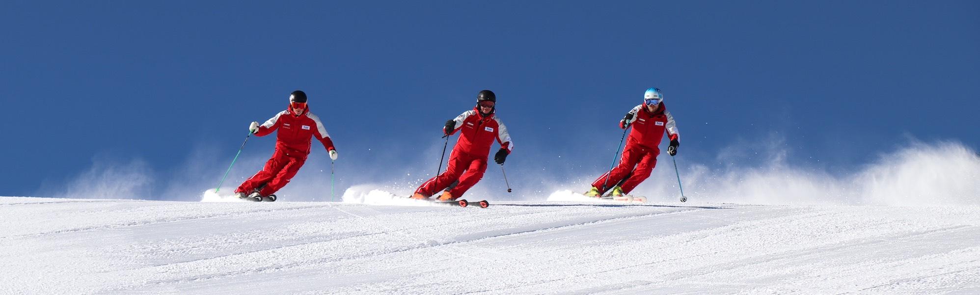 Erwachsene Skischule Zell am See