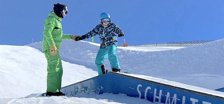 Snowboardschule Zell am See